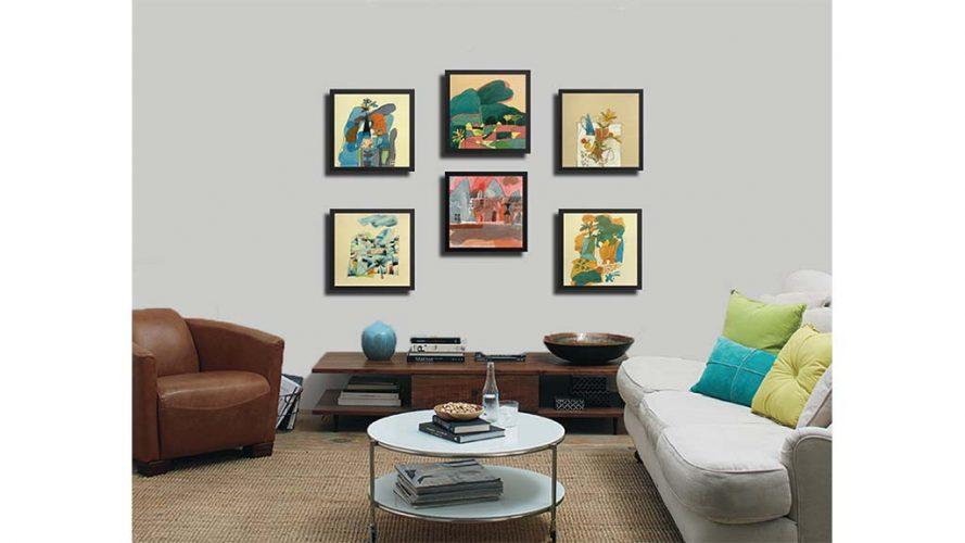 11 - On Wall 2 - Vinod Shah - DRS Arts Company