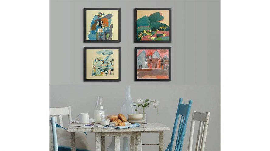 11 - On Wall - Vinod Shah - DRS Arts Company