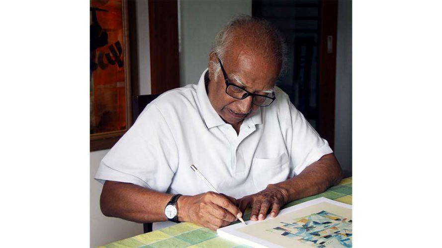 2 - Portrait - Vinod Shah - DRS Arts Company