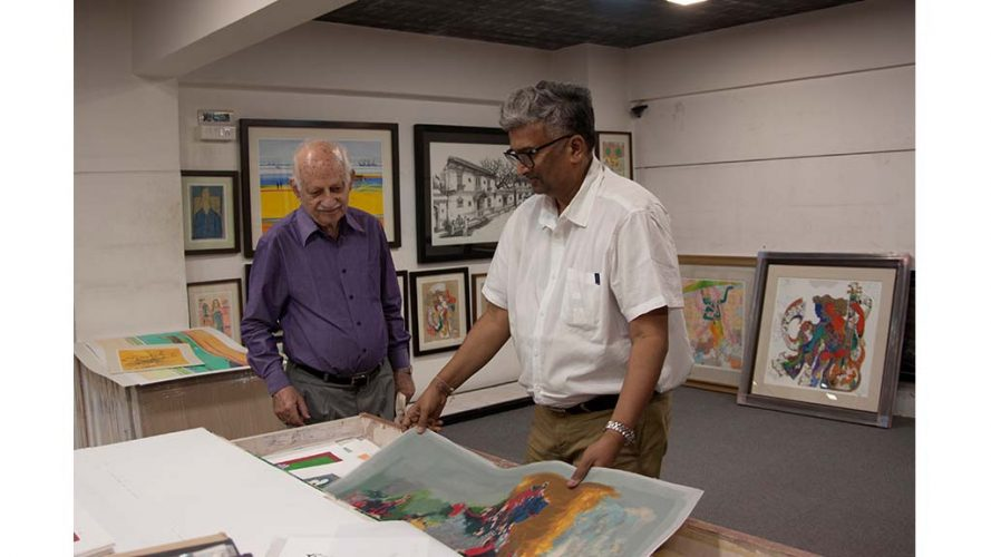 3-With Directors-Ratan Parimoo-DRS Company