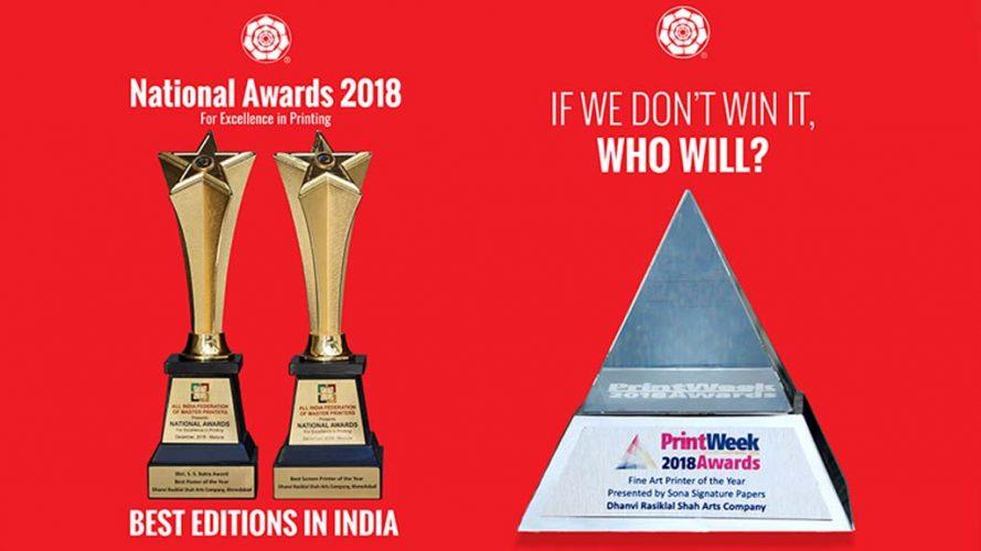 4-Awards-Ratan Parimoo-DRS Company