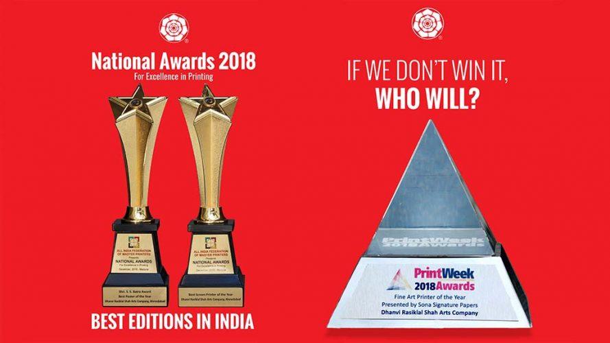 4-Awards-Ravindra Salve-DRS Company