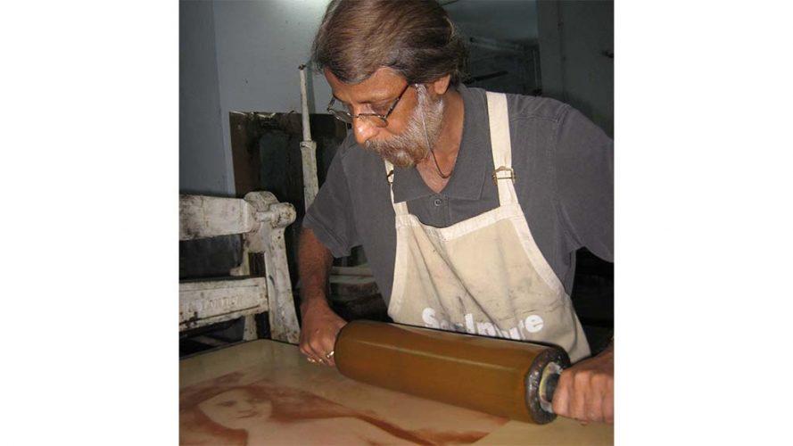 01 - Ajit Seal - Artist Portrait - DRS Arts Company