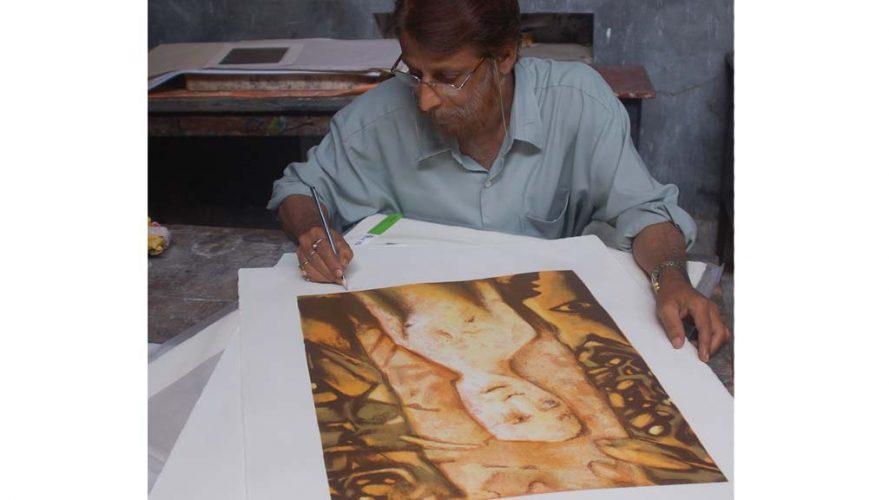 02 - Ajit Seal - Signing - DRS Arts Company