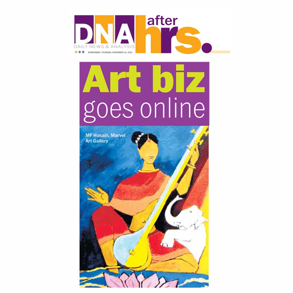 Art Biz goes online