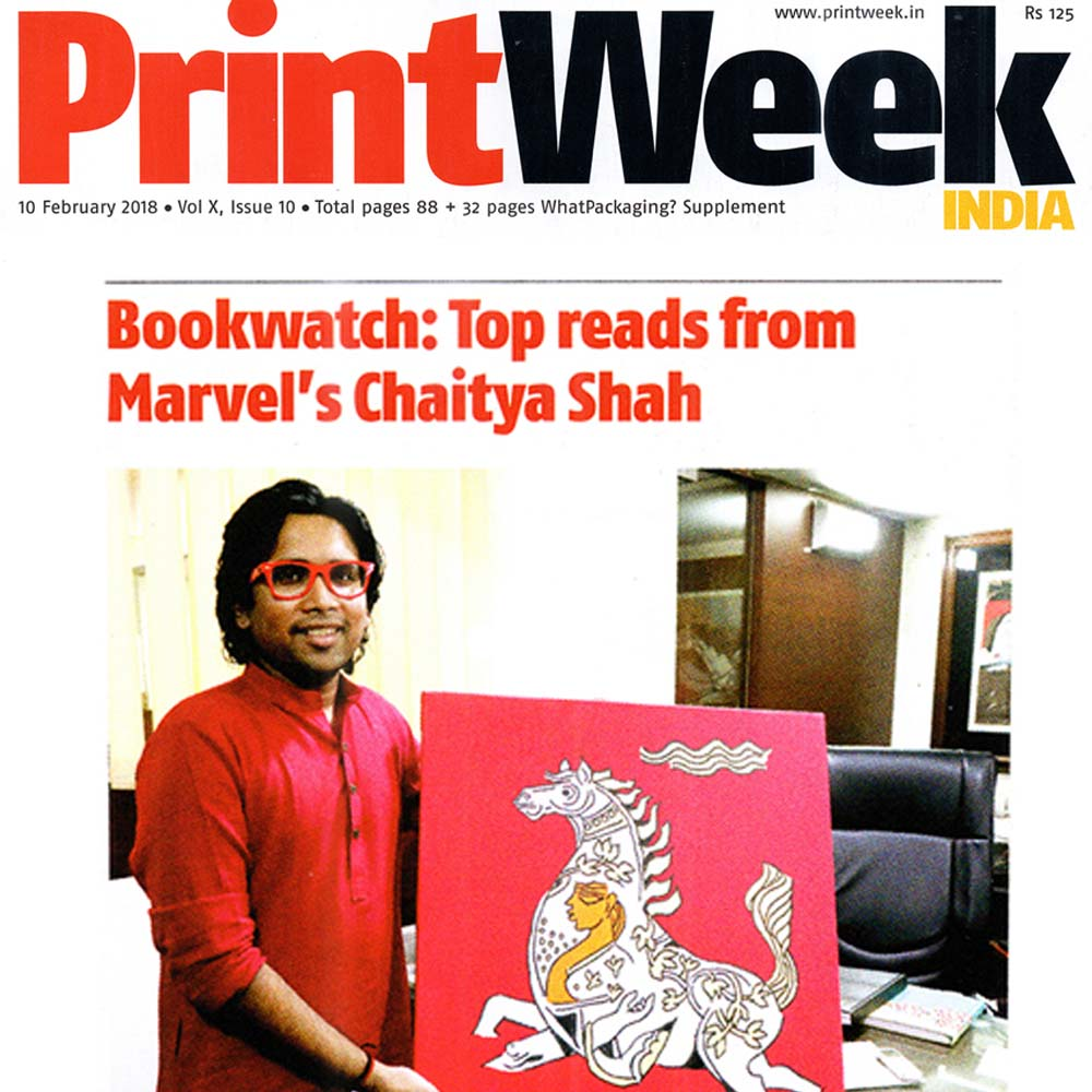 Top reads from Marvel's Chaitya Shah