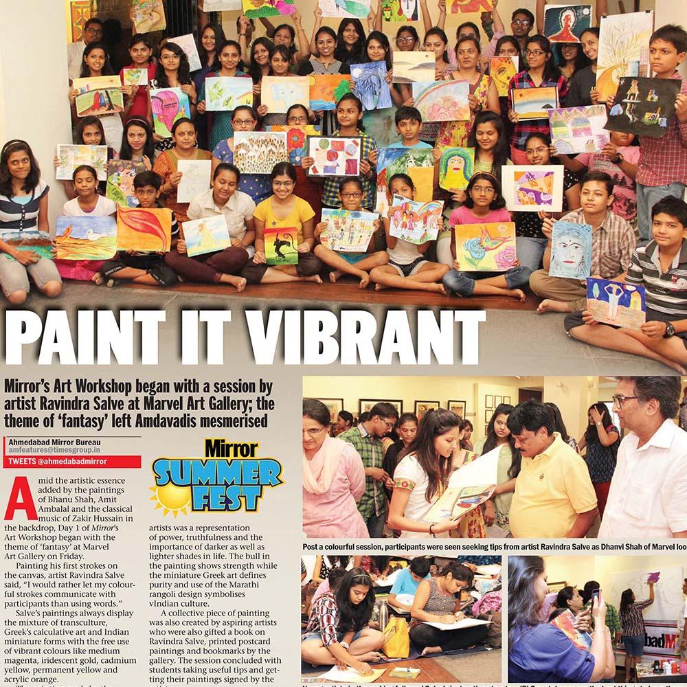 Paint it Vibrant