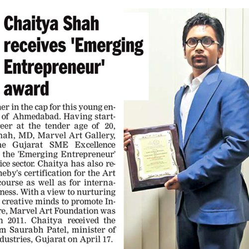 Emerging Entrepreneur Award