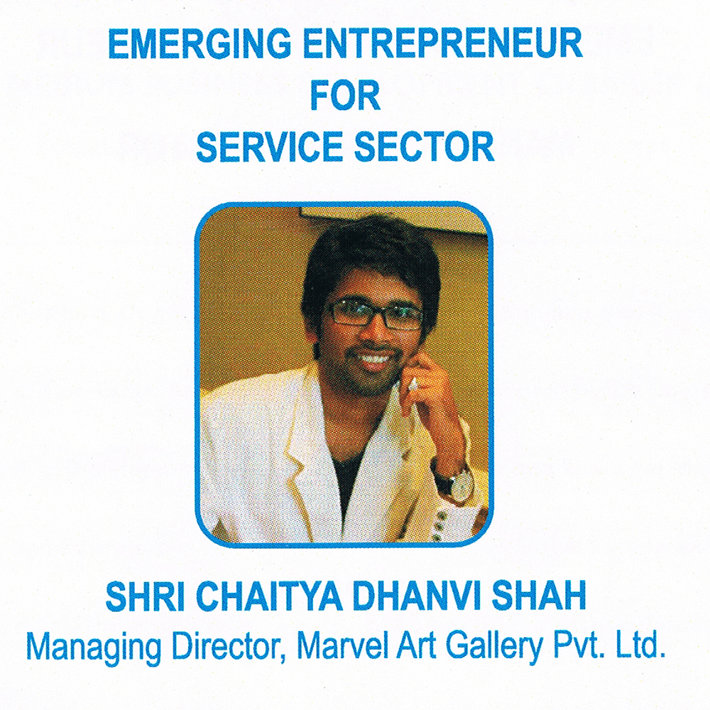 Emerging Entrepreneur for service sector