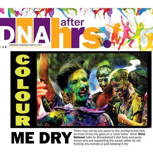 Colour me dry