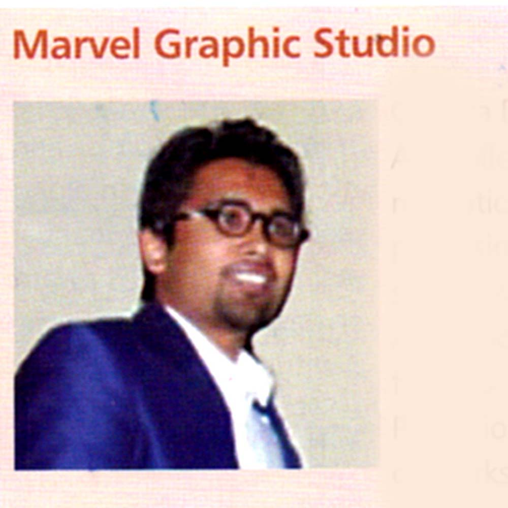 Marvel Graphic Studio