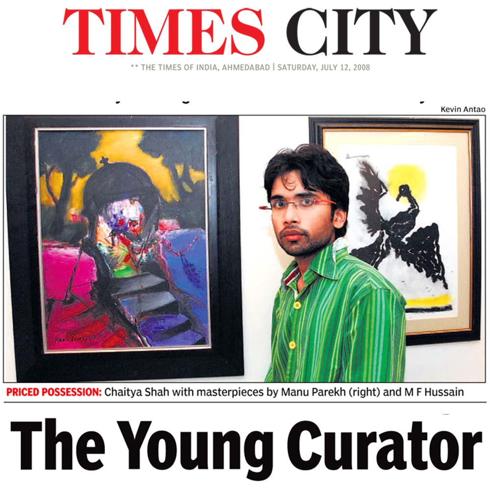 The young curator