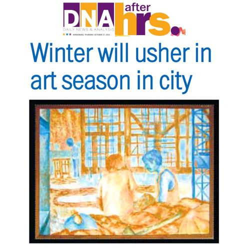 Winter will usher in art season in city