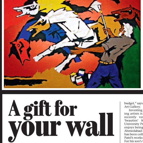 A gift for your wall