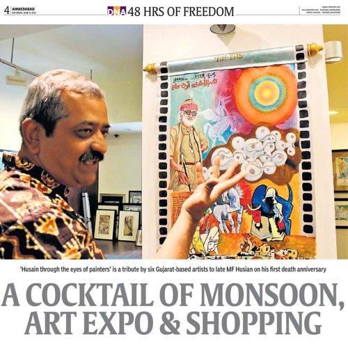 A Cocktail of Monsoon, Art Expo & Shopping