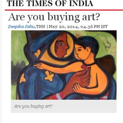 Are you buying art?