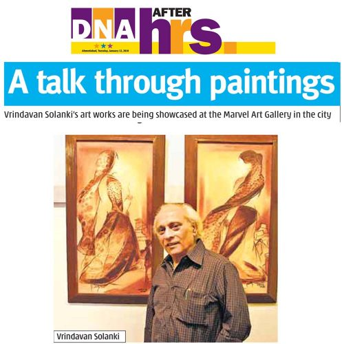 A talk through paintings