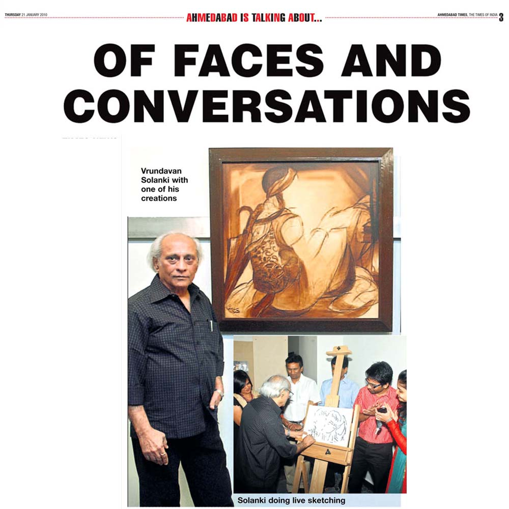 Of faces and conversation