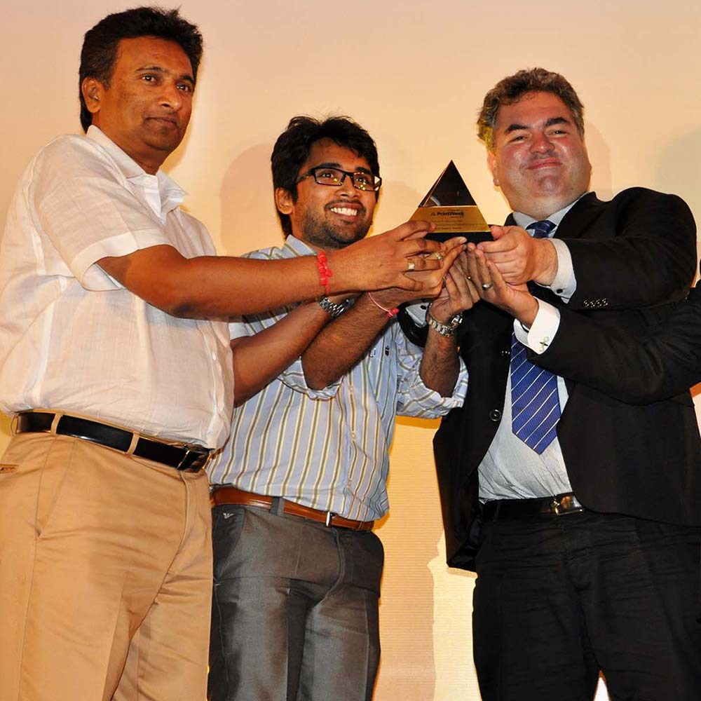 Printweek India Awards 2011