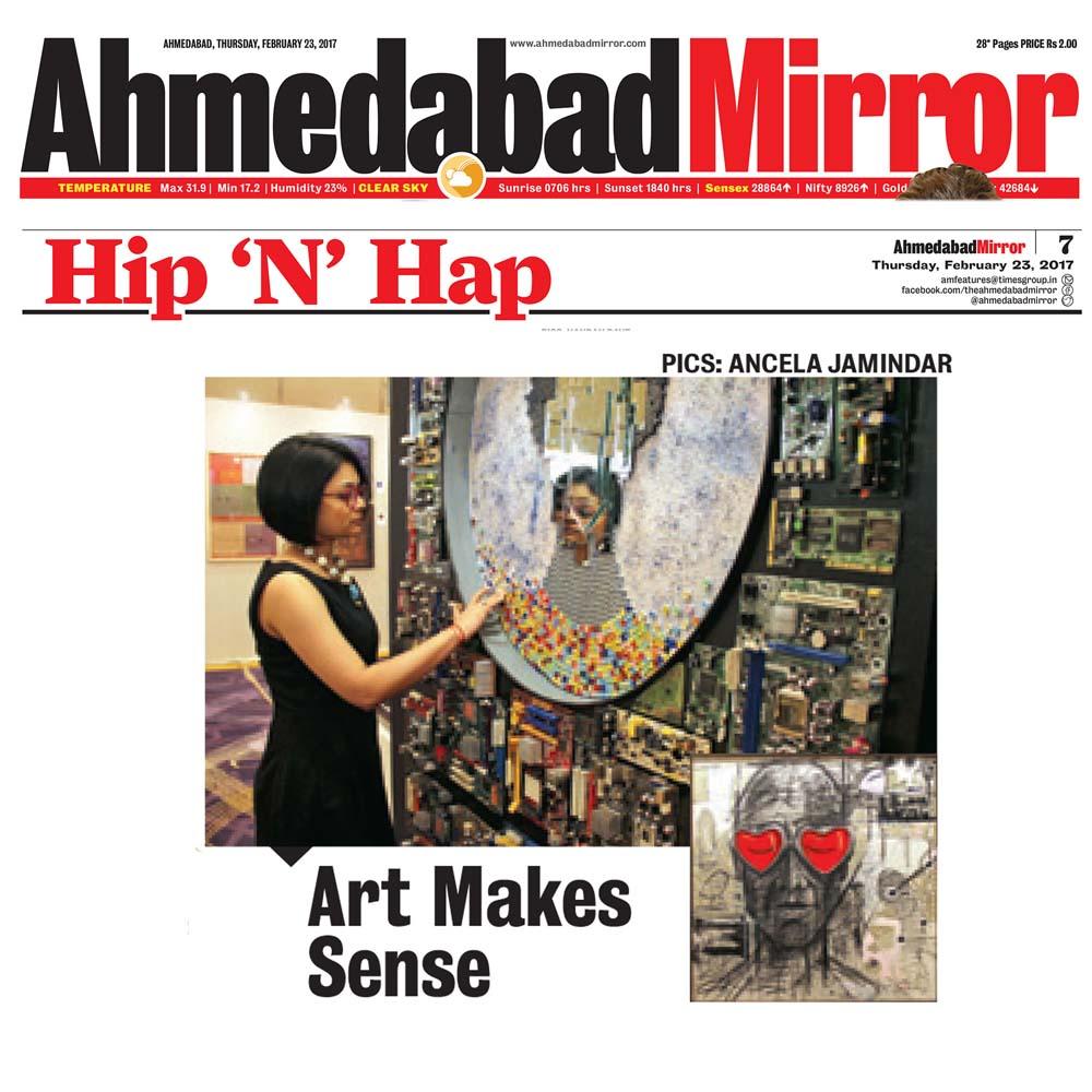 Art Makes Sense