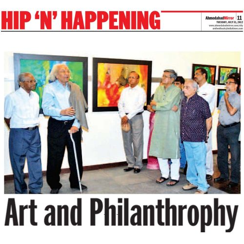Art and Philantrophy