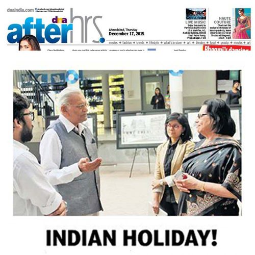 Indian Holiday! – Natu Mistry