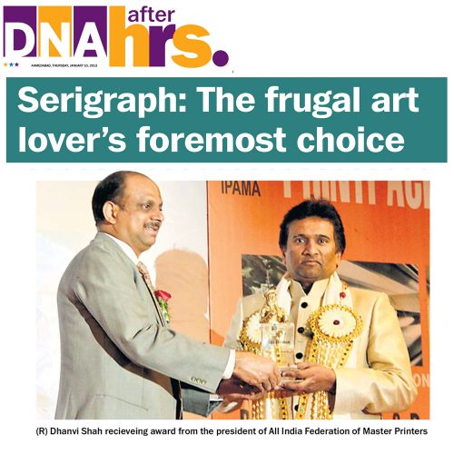 Serigraph: The frugal art lover's foremost choice