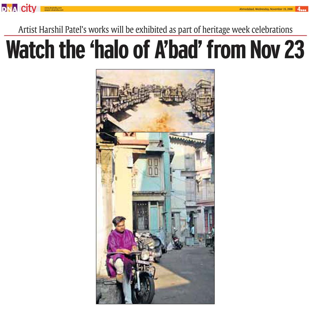 Watch the 'halo of A'bad' from Nov 23