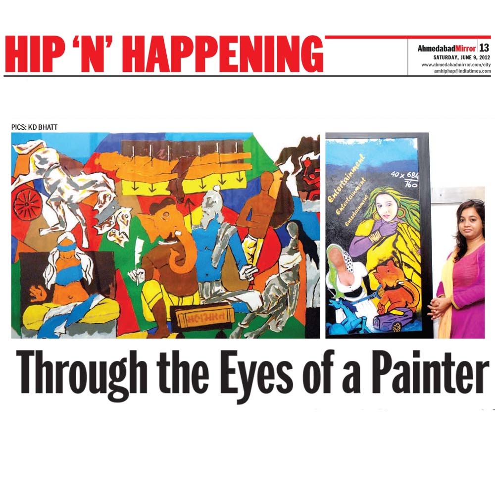 Husain through the eyes of a Painter