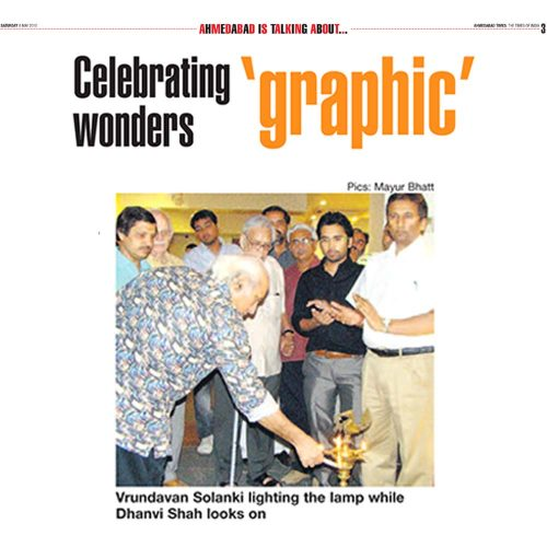 "Celebrating ""graphic"" wonders"