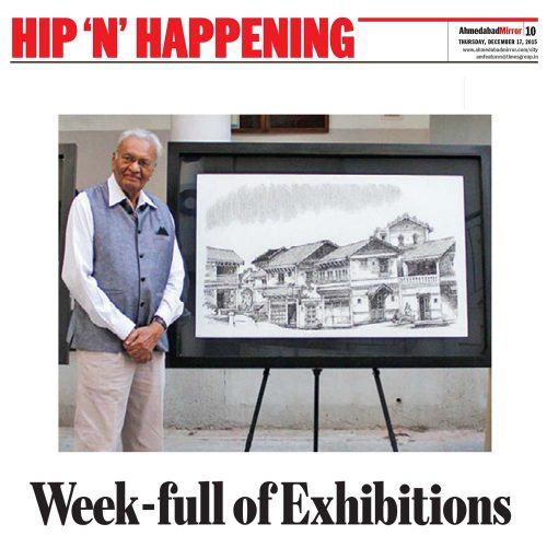 A week full of Exhibitions – Natu Mistry