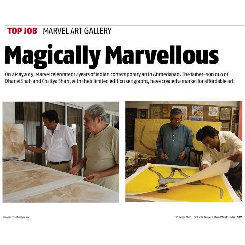 Magically Marvellous