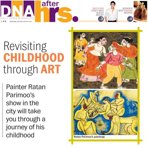 Revisiting Childhood through Art