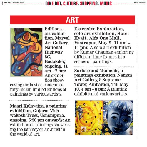 Editions art Exhibition at Marvel Art Gallery