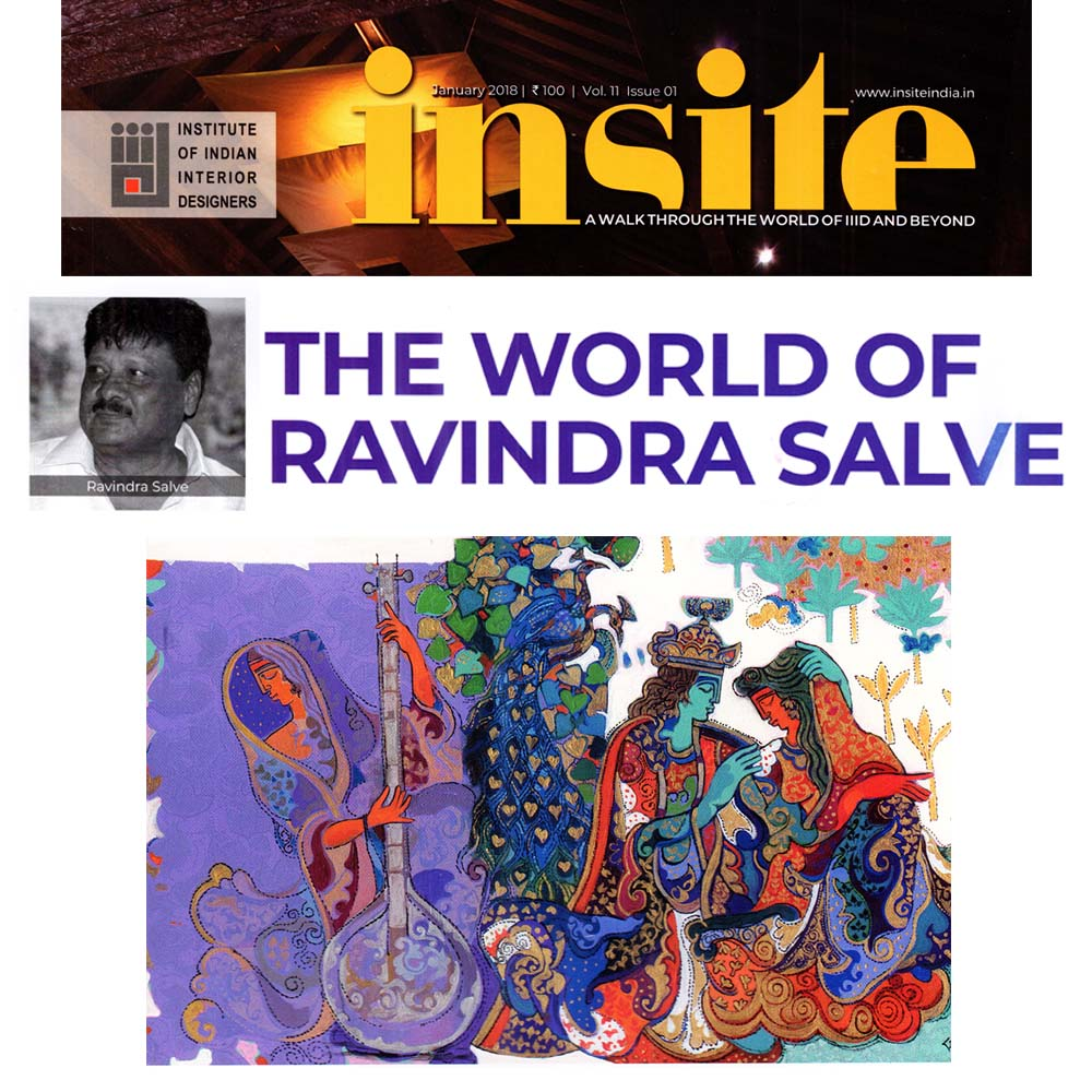The world of Ravindra Salve
