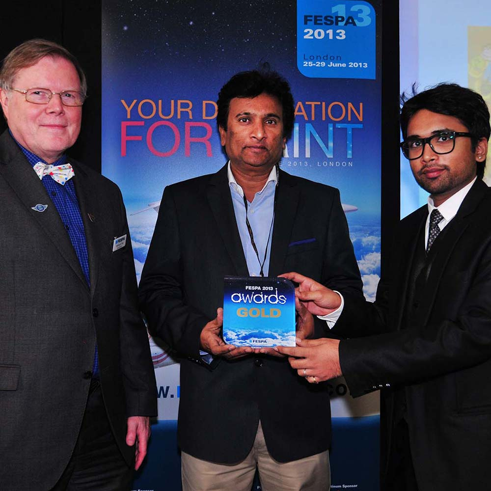 FESPA Awards 2013