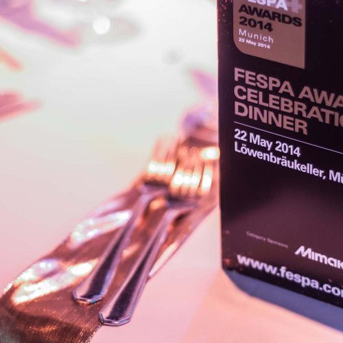 FESPA Awards 2014