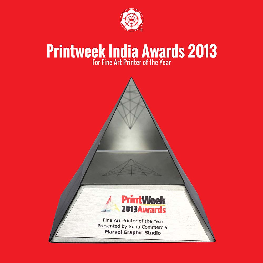 Printweek India Awards 2013