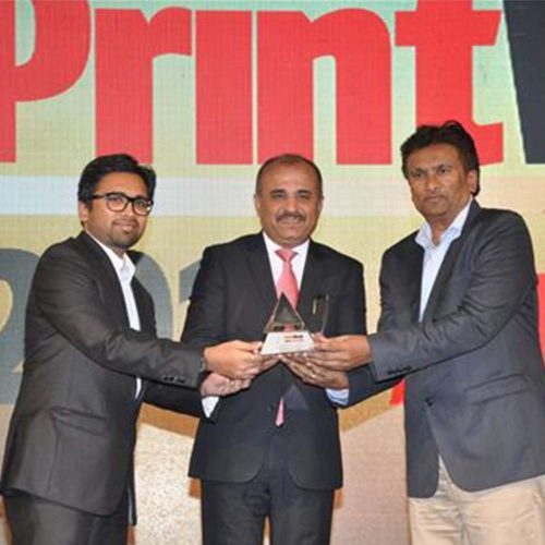 Printweek India Awards 2014