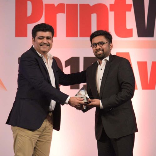 Printweek India Awards 2015