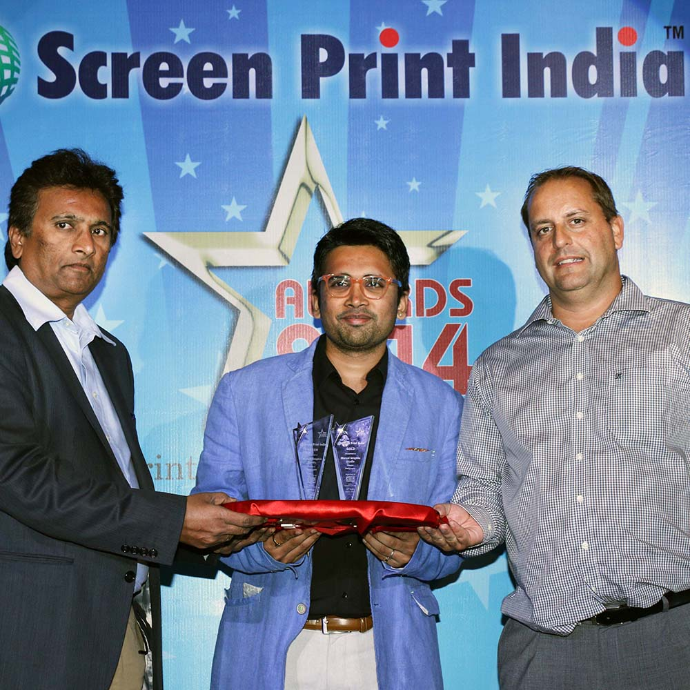Screen Print India Awards 2014