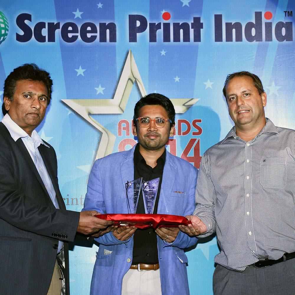 Screen Print India Awards 2014
