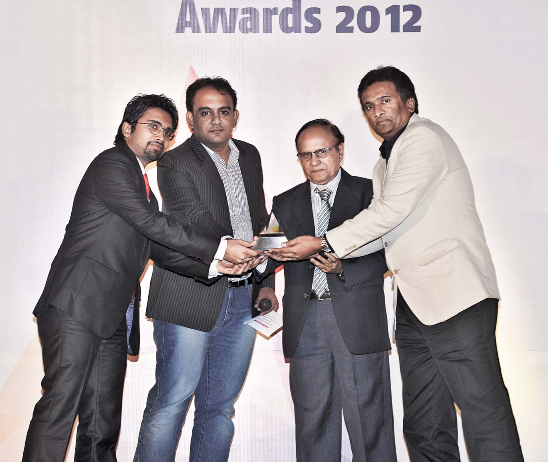 Printweek India Awards 2012
